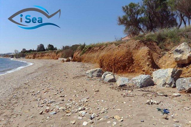Καθαρισμός ακτών στη Νέα Χιλή Αλεξανδρούπολης