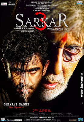 Sarkar 3 Budget, Screens & Day Wise Box Office Collection