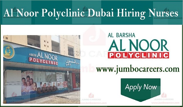 latest Nurse jobs in Dubai, Available Dubai nursing jobs,