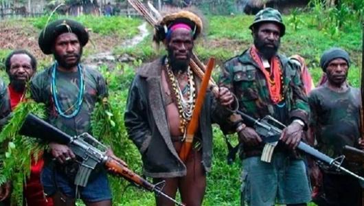 Baku Tembak dengan KKB di Papua, Seorang Anggota TNI Tewas
