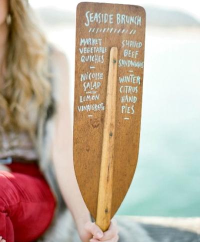 party oars