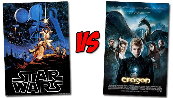 Star Wars Vs. Eragon