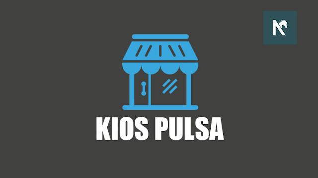 Buka Kios Agen Pulsa Sendiri, Hanya Dengan Modal Rp.50,000