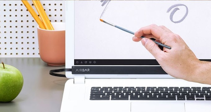 Tu portátil convencional puede tener pantalla táctil