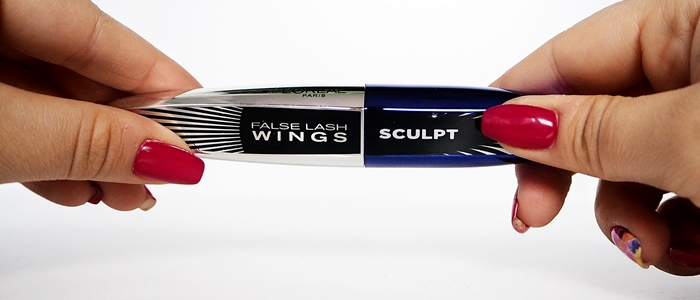 L'OREAL PARIS FALSE LASH WINGS SCULPT MASCARA - EFEKT TIGHTLINE I MOJA OPINIA