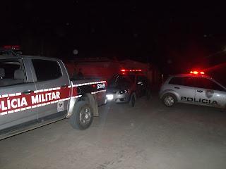 Bandidos invadem bar em Cuité, assaltam proprietário e clientes e levam moto