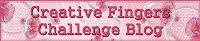 Palce twórcze wyzwanie Blog