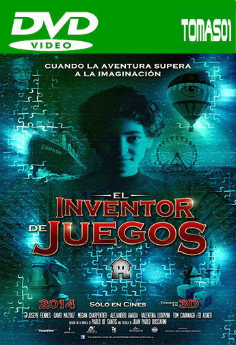 El inventor de Juegos (2014) DVDRip