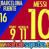 Download Barcelona 2015-2016 UCL Font TTF