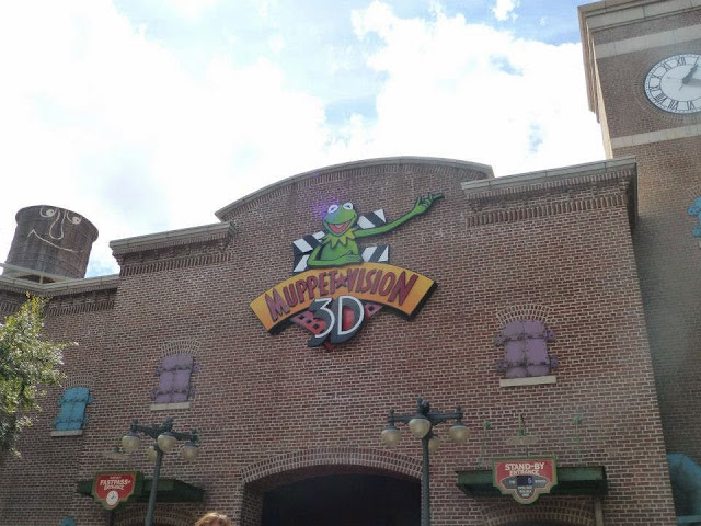 parc d'attractions Hollywood Studios Disney World
