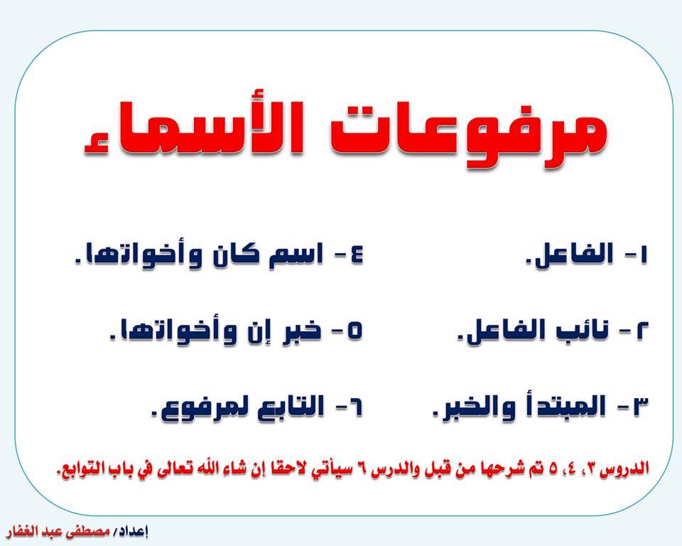 بالصور قواعد اللغة العربية للمبتدئين , تعليم قواعد اللغة العربية , شرح مختصر في قواعد اللغة العربية 75.jpg