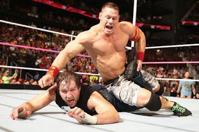 John Cena vs Dean Ambrose