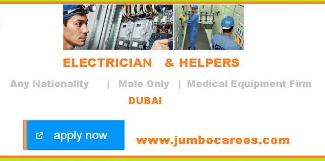 latest jobs for undergraduate , Freshers jobs for Visit visa holders in Dubai, Latest 10th pass jobs for freshers in Dubai, Freshers jobs Dubai 2018. Dubai Electrician jobs