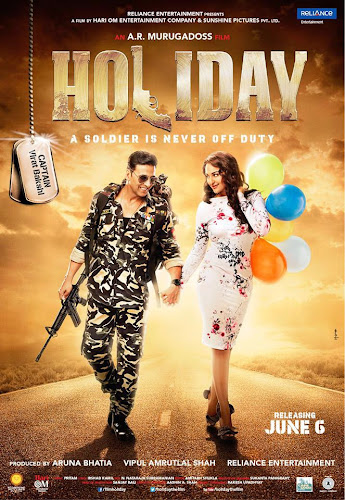 Holiday (2014) Movie Poster