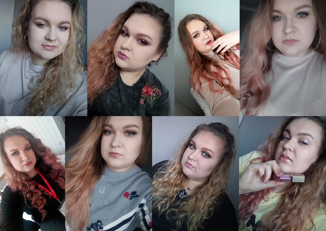 Jaki kolor mam na włosach? Jak używam płukanek do włosów? | Płukanki koloryzujące Delia Cameleo