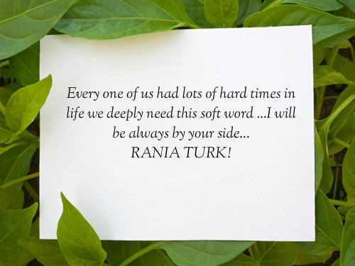 Rania's Quotes: Wonders Of Life