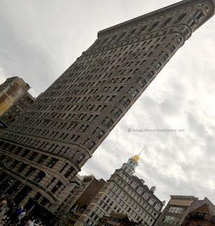 The Christina Truong Network. Through the Lens. Touring New York Photography Flat Iron Building