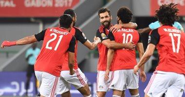 استبعاد لاعبي مصر من التشكيل المثالي لأمم افريقيا