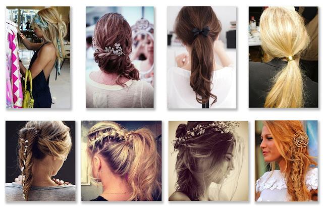 Estilos De Peinados Para Mujeres - 150 peinados sencillos para chicas con poco tiempo Enfemenino