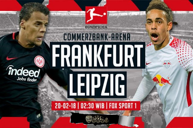 Prediksi Frankfurt Vs RB Leipzig, Selasa 20 February 2018 Pukul 02.30 WIB