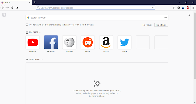 Mozilla Firefox 60.0.1 Offline Installer Terbaru 2018