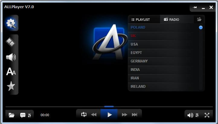 تحميل برنامج AllPlayer 7.7.0.0 مشغل جميع ملفات الفيديو والصوت