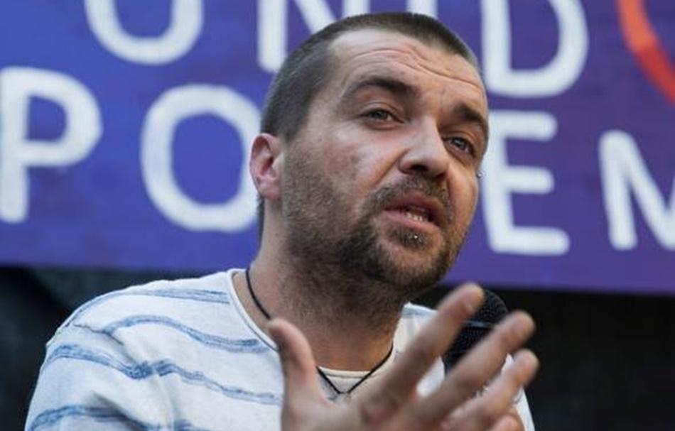 BEGOÑA VILA: Sergio García Torres, el 'podemita' contra el sacrificio animal que apoya la eutanasia para humanos
