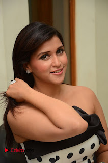 Actress Mannara Chopra Pictures at Jakkanna Audio Launch  0233
