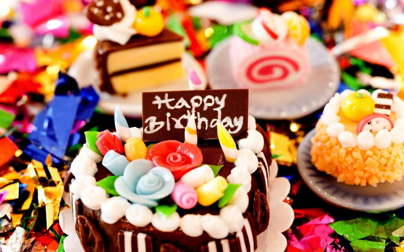 Birthday Wishes Cake