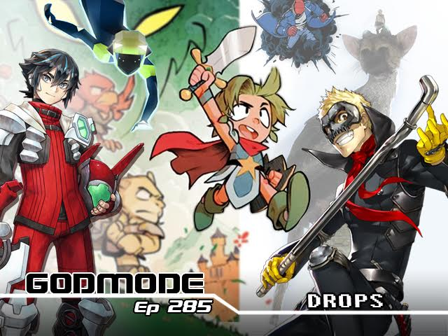 GODMODE 285 - DROPS