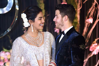 Priyanka Chopra and Nick Jonas released breathtaking photos from their wedding ceremonies in Jodhpur