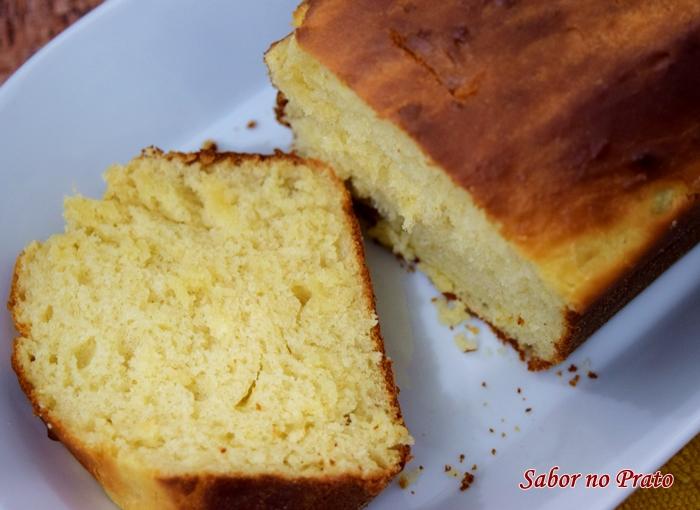 pão caseiro não precisa sovar