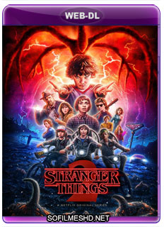 Download Stranger Things 2ª Temporada Completa Dublado Torrent