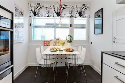 Dining Rooms For Small Spaces 7