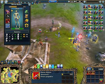 Majesty 2 Game Screenshots 2009