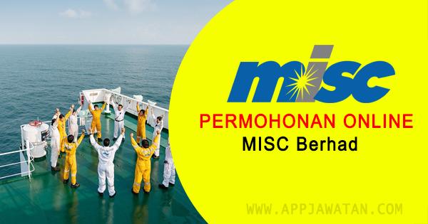 Jawatan Kosong di MISC Berhad