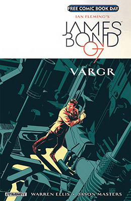 Free Comic Book Day: James Bond 007