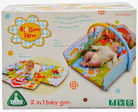 Baby Gym ELC Blossom Farm 2 in 1