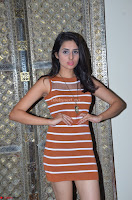 Actress Nikhita in Spicy Small Sleeveless Dress ~  Exclusive 066.JPG