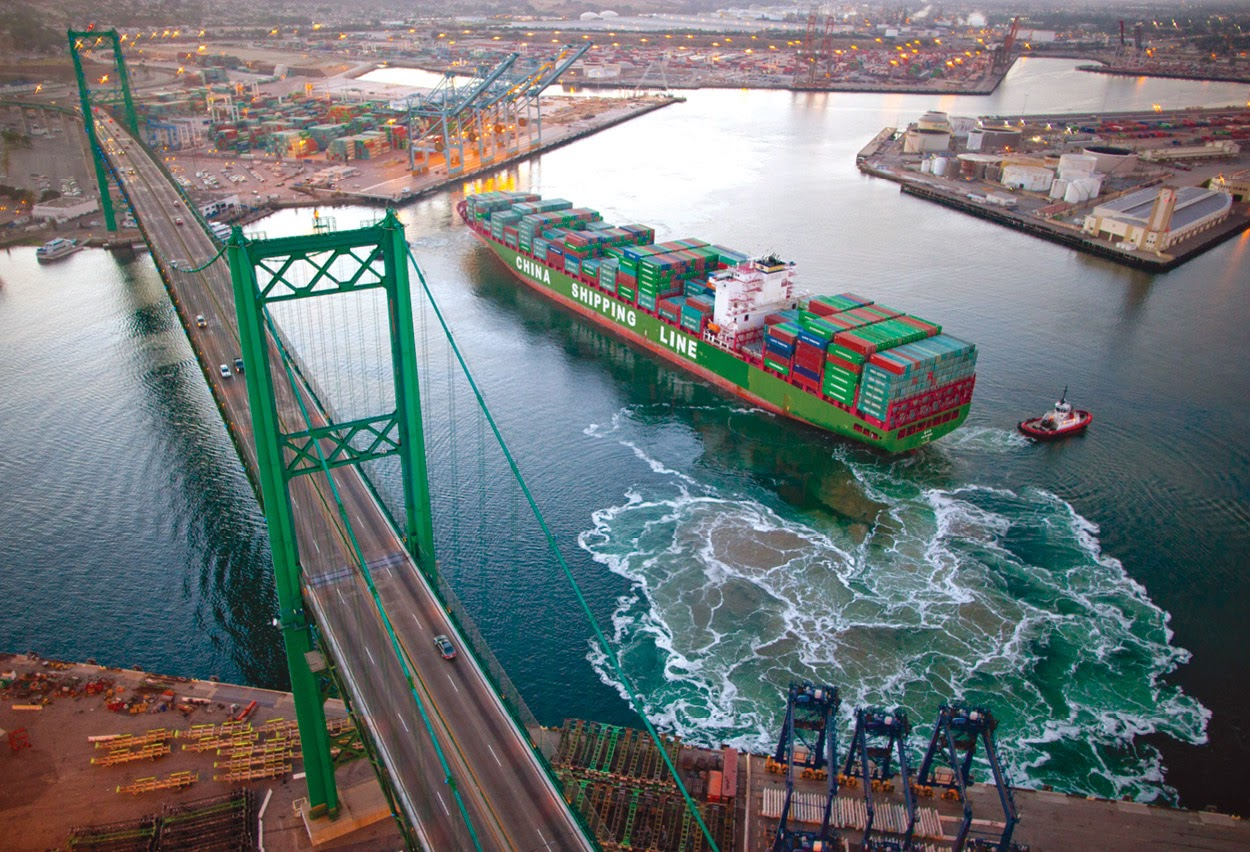 Cảng Los Angeles Hoa Kỳ