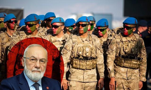 Ο ιδιωτικός ισλαμικός στρατός του Ερντογάν