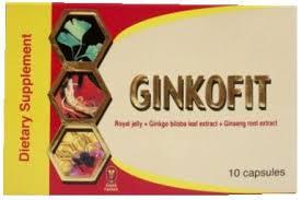 سعر كبسولات جنكوفيت Ginkofit مكمل غذائى