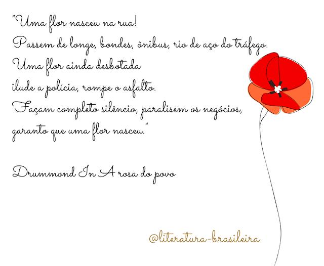 A rosa do Povo (Drummond)
