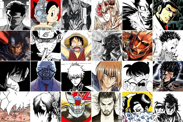 Top 50 los mejores mangas de la historia sh nen y seinen for Tipos de manga japones