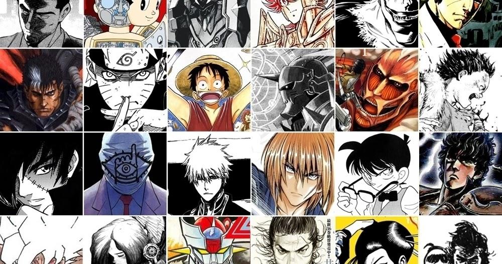 Top 50: Los mejores mangas de la historia (shōnen y seinen)