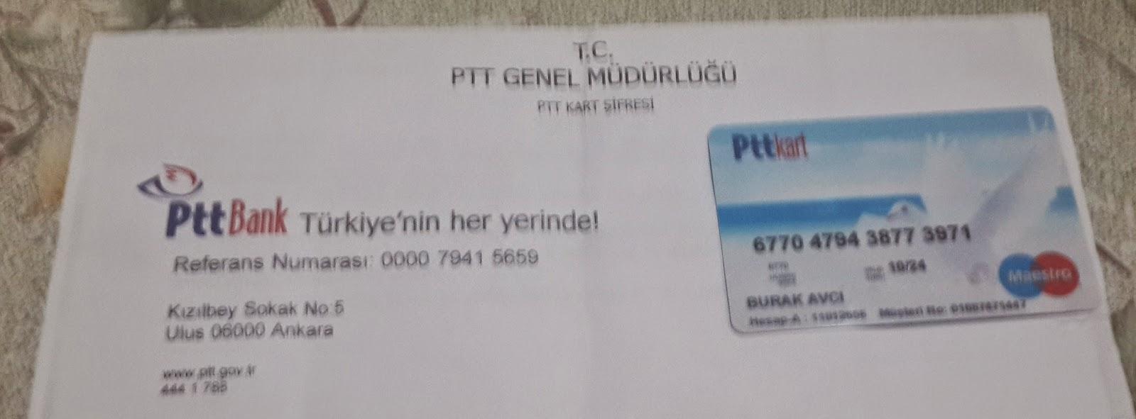 PTT Kart