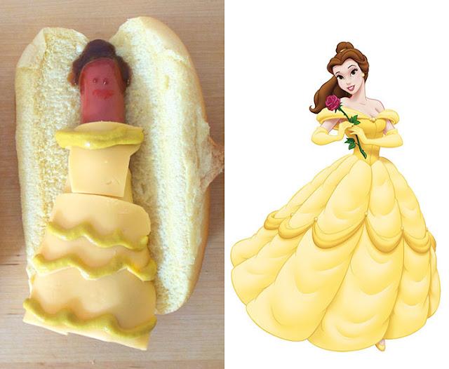 булочка с сосиской, бутерброд с сосиской, бутерброды, куклы, оформление детских блюд, принцесса, сосиски, фигурки, хот-догги, человечкидекор детских блюд http://eda.parafraz.space/
