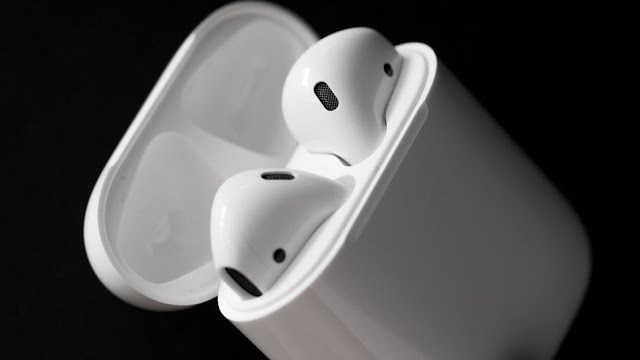 Second generation AirPods www.ipagenews.com
