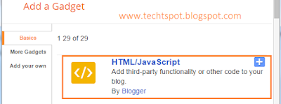 Add Stylish Search Box To Blogger Blog 2