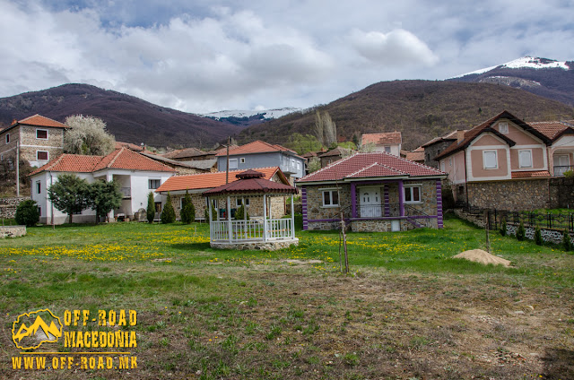 Houses in the center of #Brajcino village, #Prespa region, #Macedonia